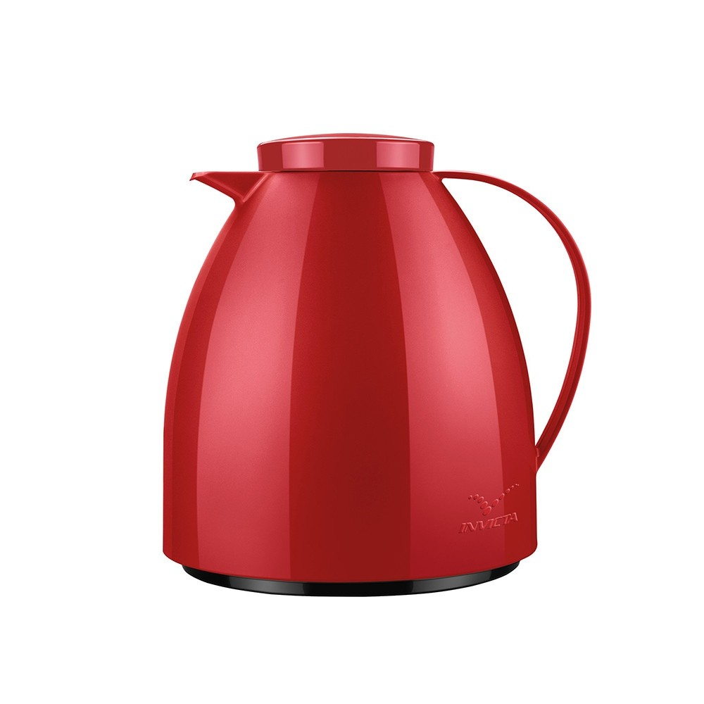 Garrafa Térmica Viena Vermelho 400 ml