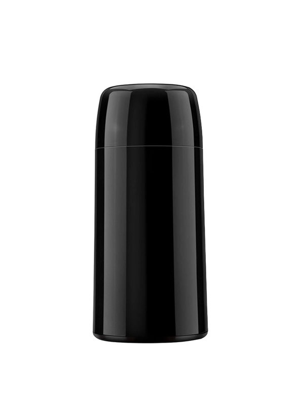 Garrafa Térmica Mini Preta 250 ml
