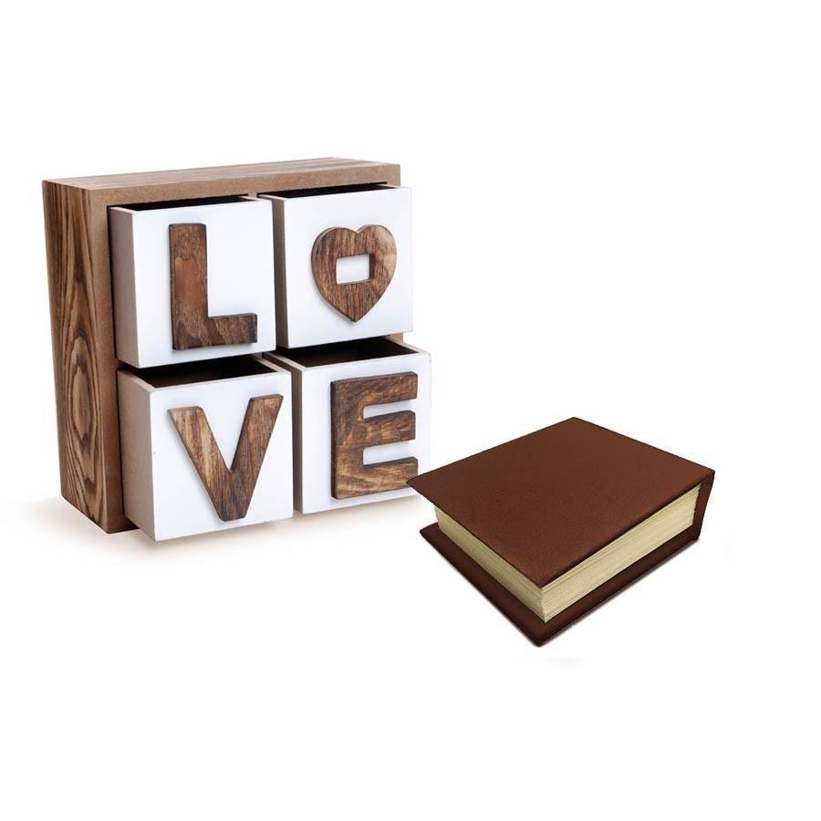 Gavetinha para Recados Love