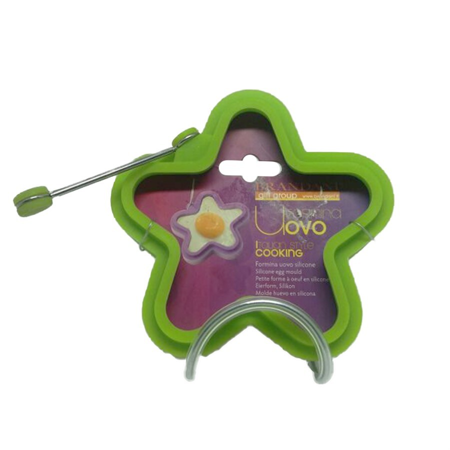 Forma Ovo Estrela
