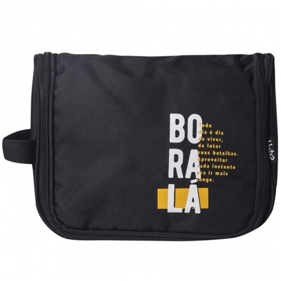 Necessaire Viagem - Bora Lá