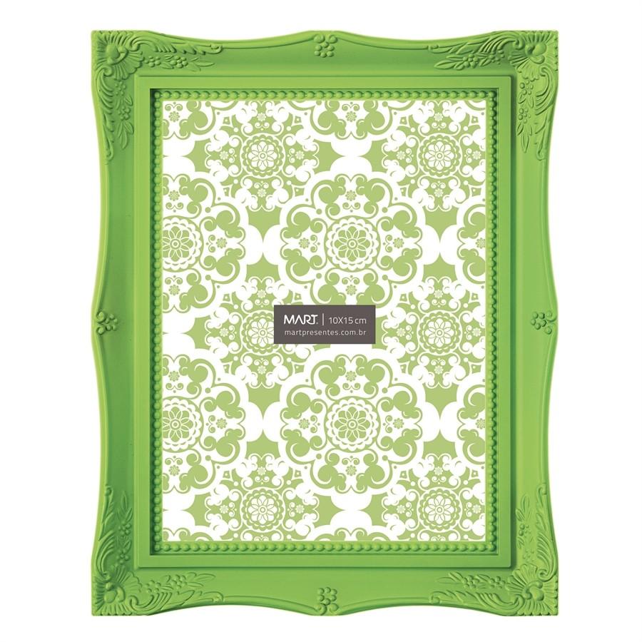 Porta Retrato Verde 10x15