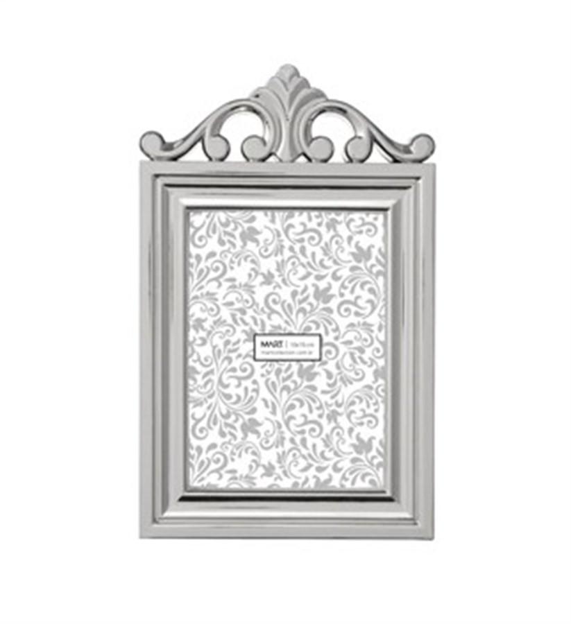 Porta Retrato Prata 13x18cm