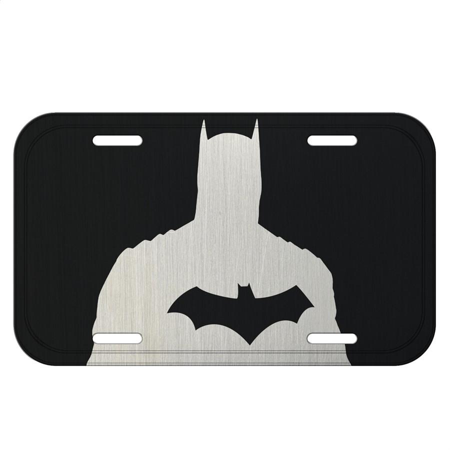Placa Batman