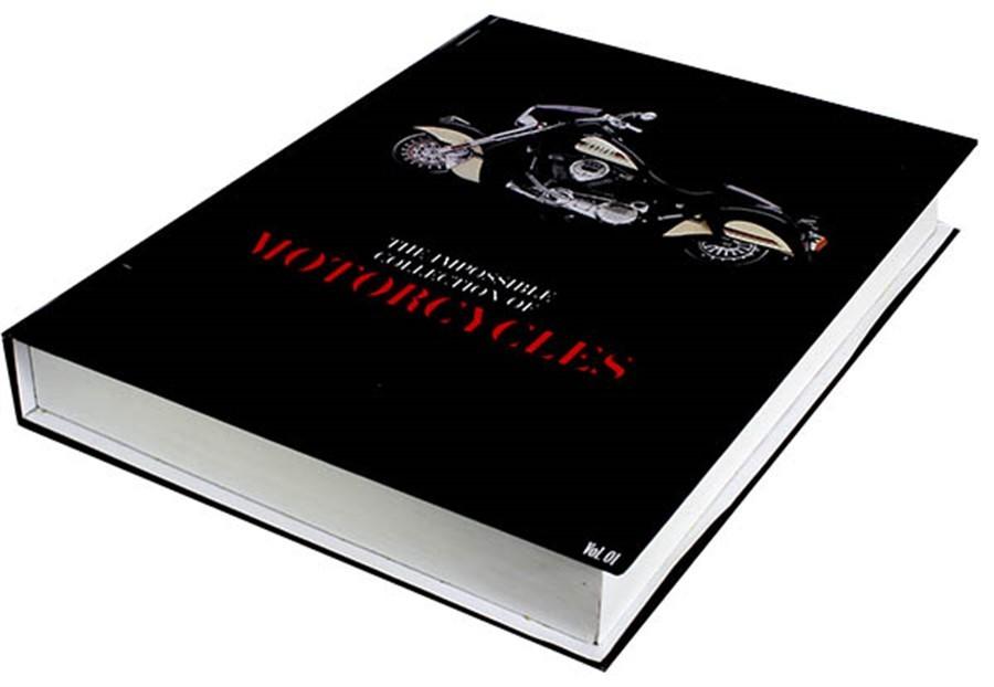 Caixa Livro MotorCycles