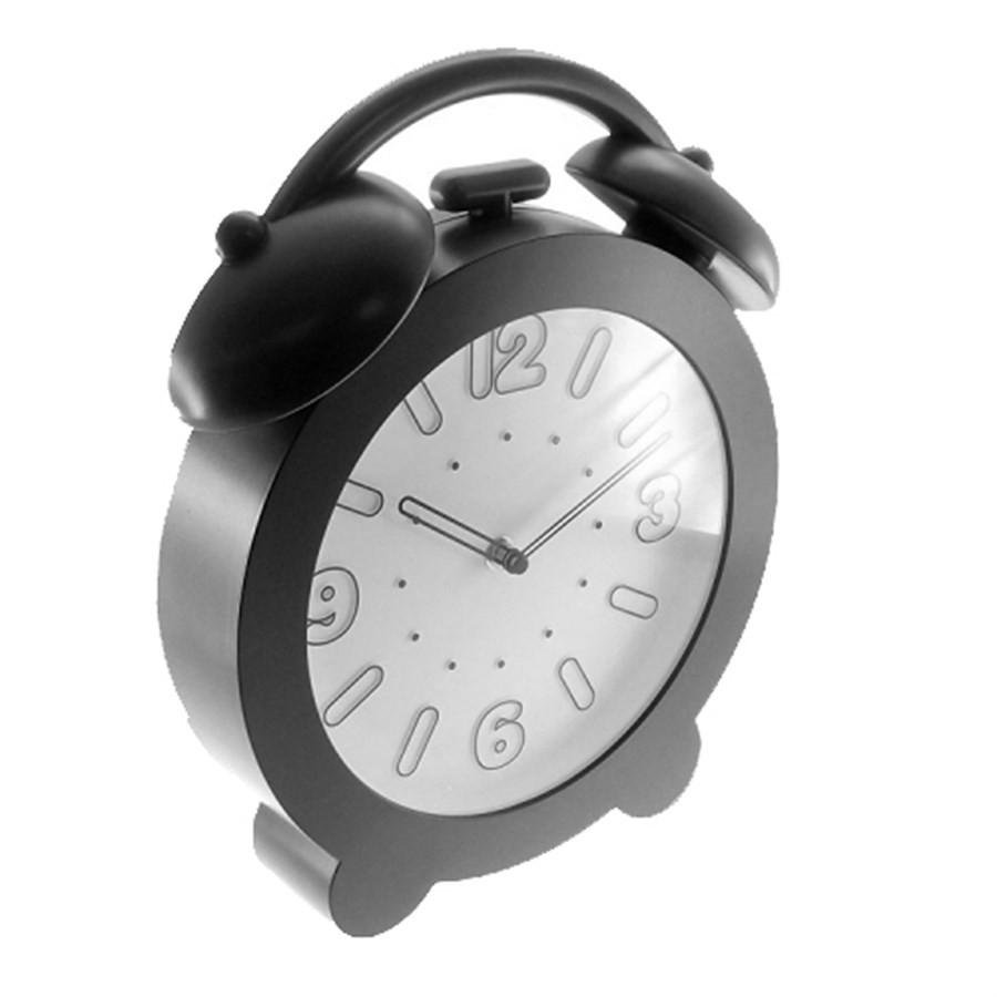 Relógio de Plástico Preto