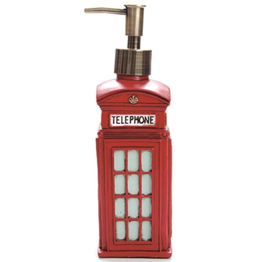 Porta Sabonete Liquido Telefone