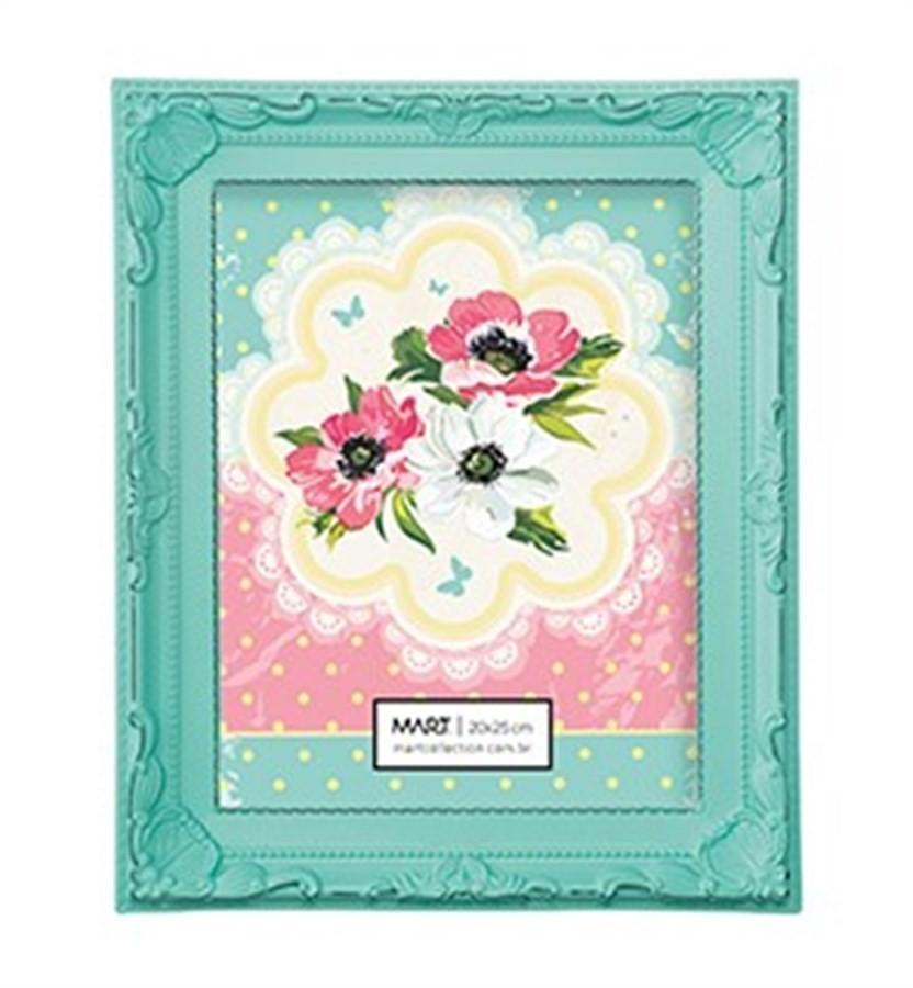 Porta Retrato Candy Verde 20x25cm