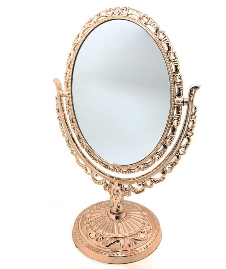 Espelho de Mesa Princess Bronze
