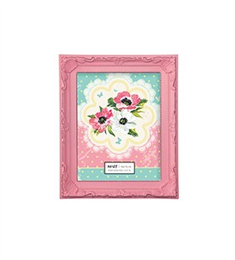 Porta Retrato Candy Rosa 10x15cm