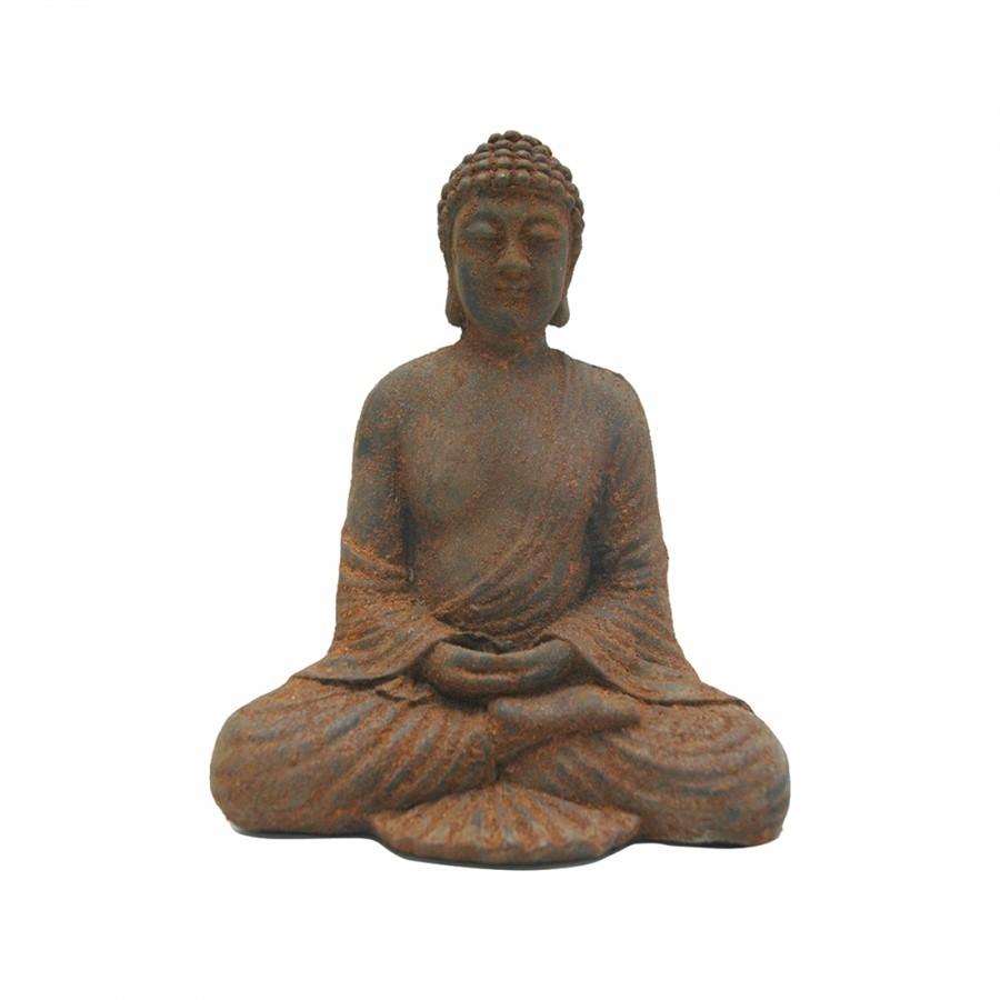 Buddha Dhyana Rústico 20cm