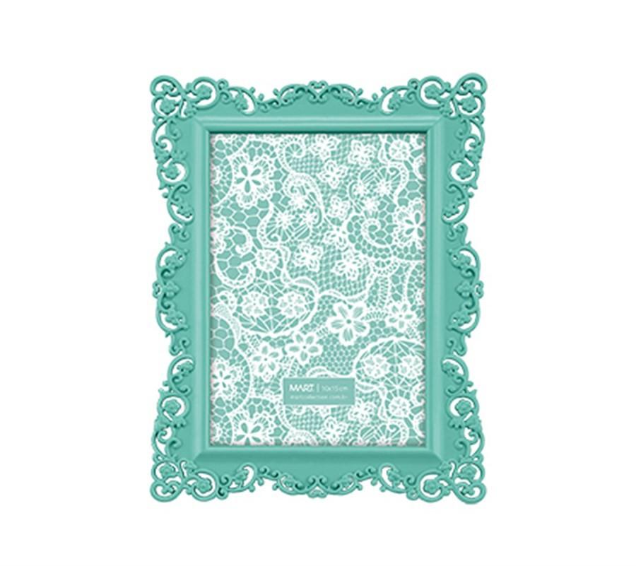 Porta Retrato Verde Candy 10x15cm