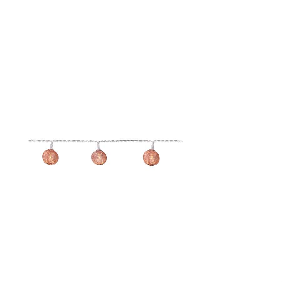 Fio de luz bola cobre - 1,6 MT