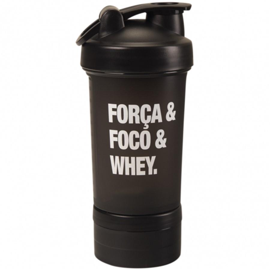 Shakeira - Foco, Força e Whey 600ml