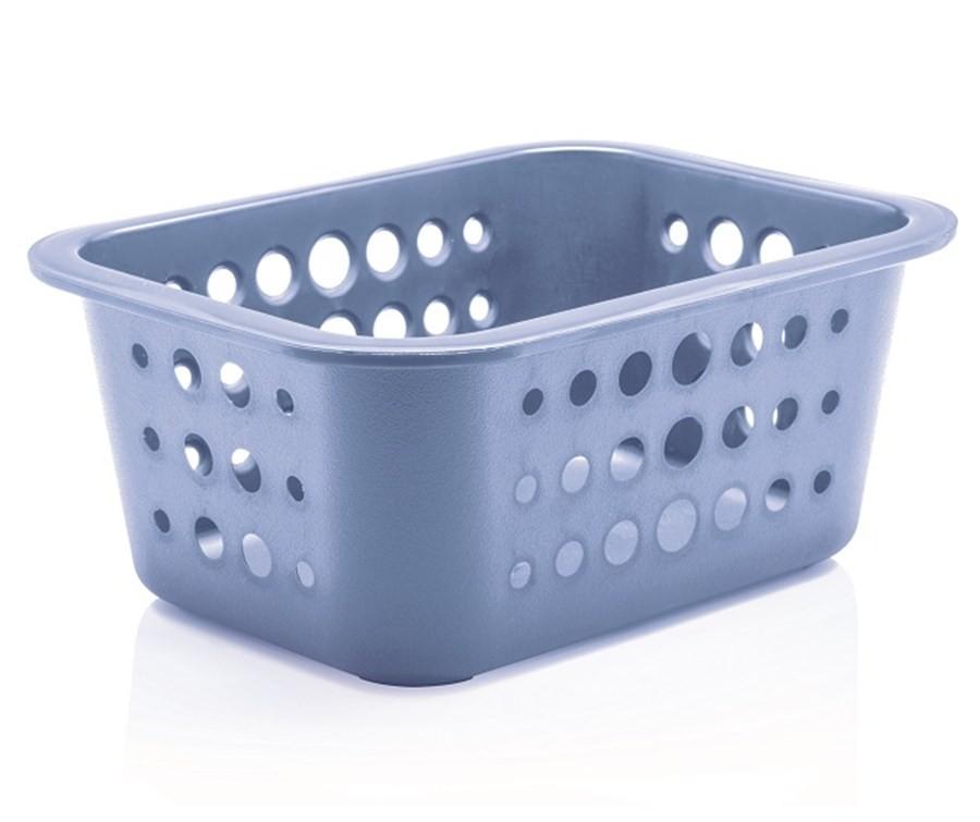 Caixa Organizadora P Azul