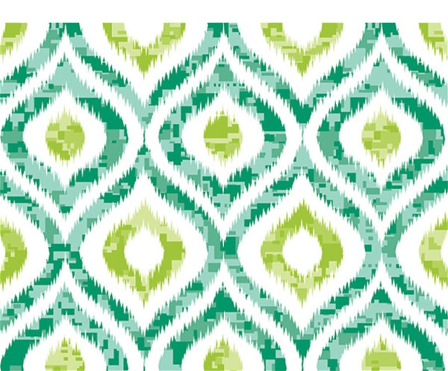 Guardanapos de Papel Verde e Amarelo Indigo 20pçs