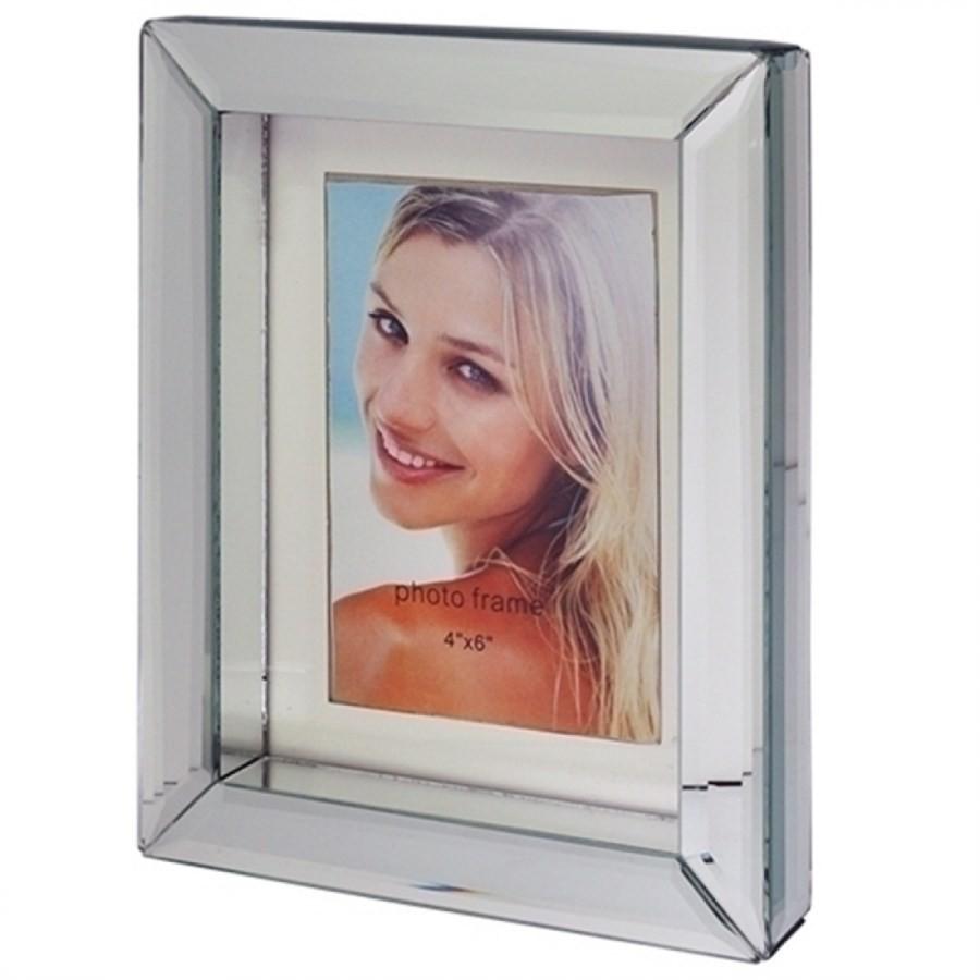 Porta Retrato Espelhado 24x19cm
