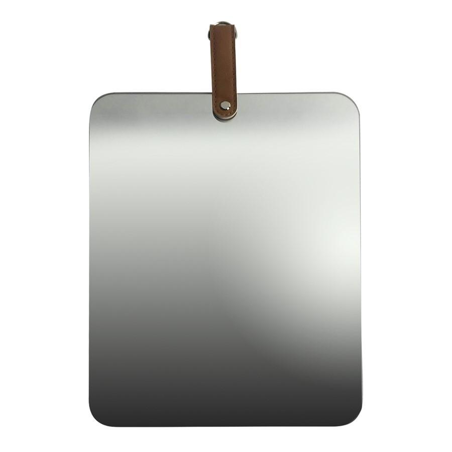 Espelho Vidro Frameless Retangular 28 x 38cm