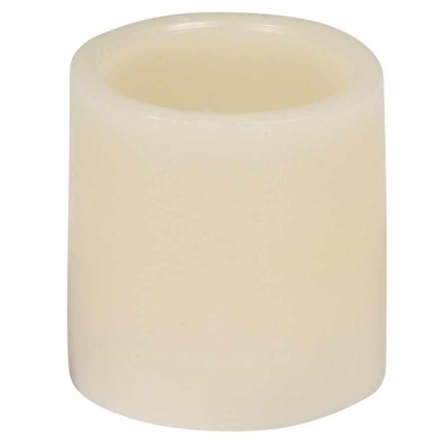 Vela Led Decorativa Redonda 7,5cm