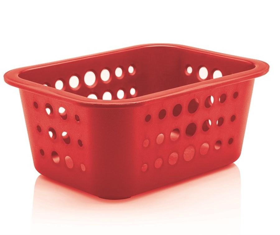 Caixa Organizadora P Vermelha
