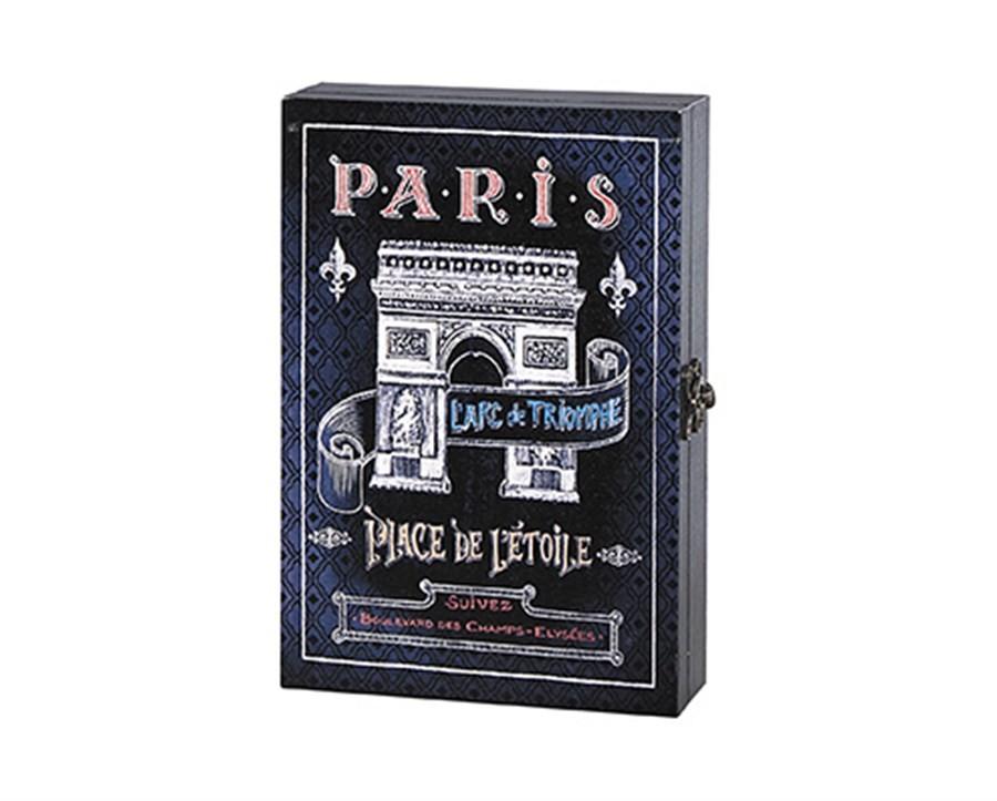 Caixa Porta Chaves Paris
