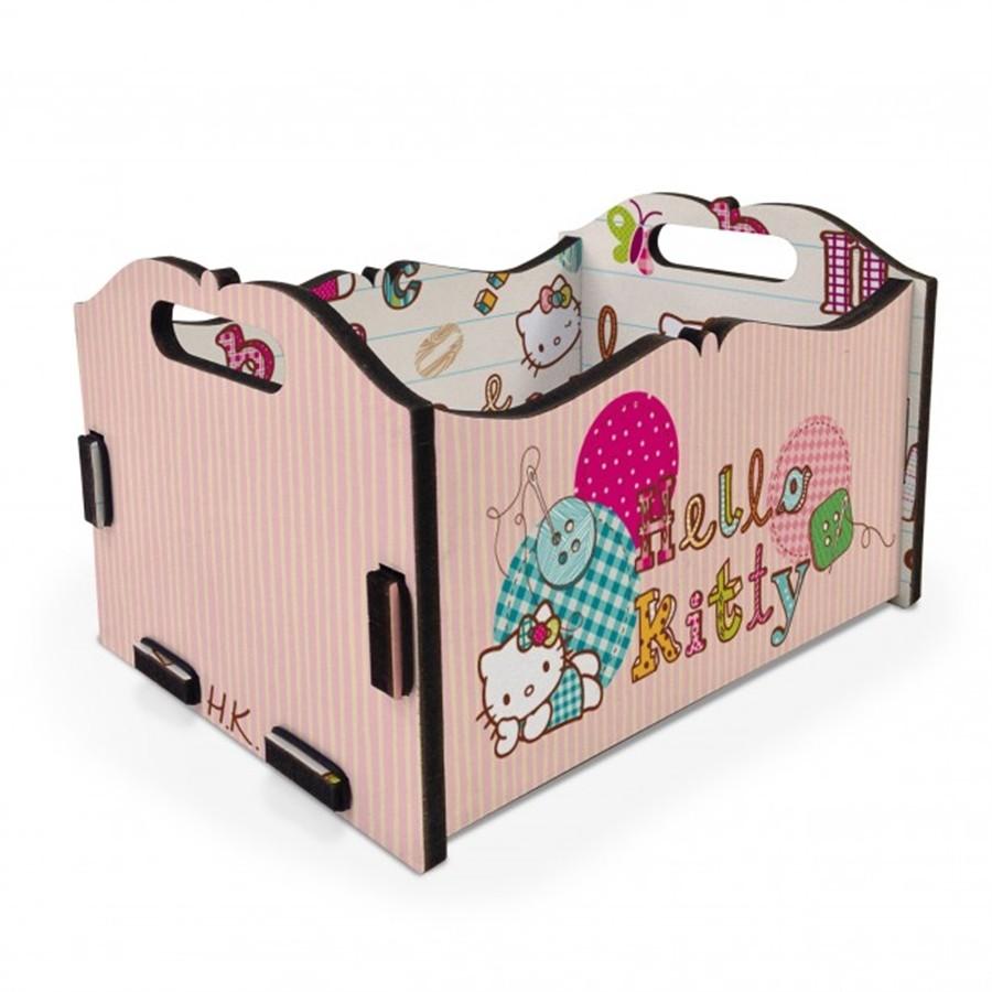 Caixinha de Mesa Hello Kitty
