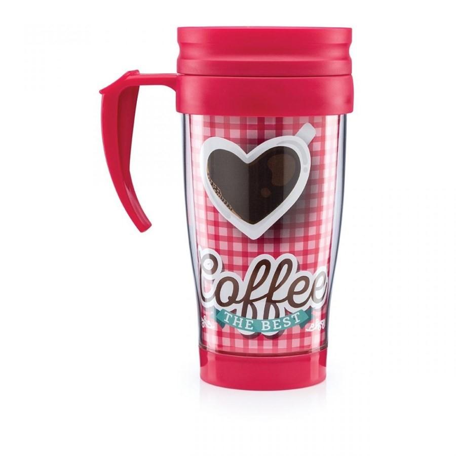 Caneca Térmica O Melhor Café
