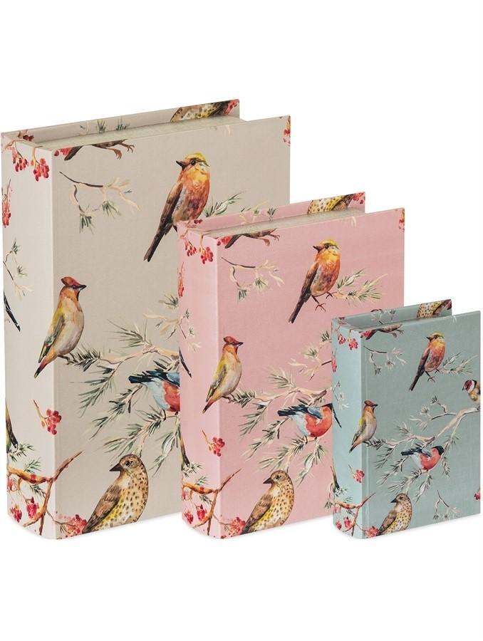 Caixa Livro Bird