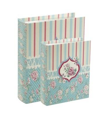 Caixa Livro Rosas