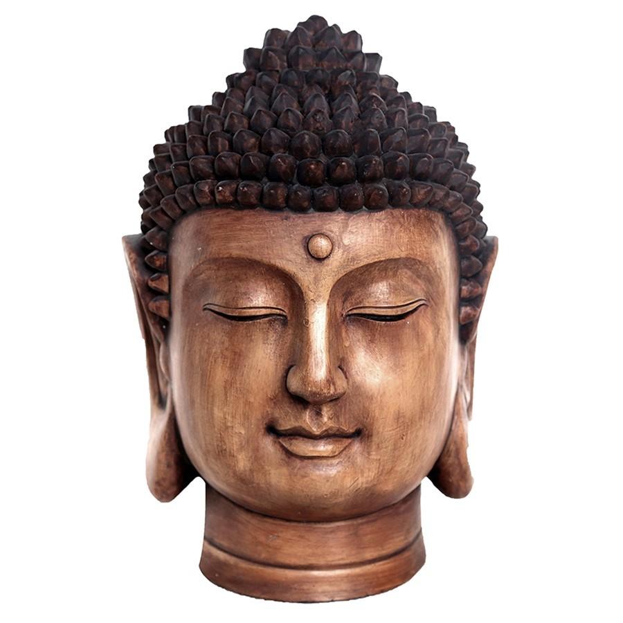 Buddha Resina 17x25cm