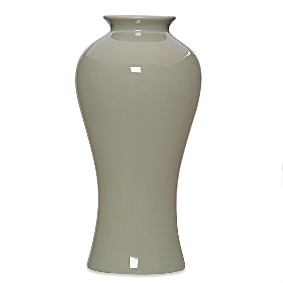 Vaso Fendi Cerâmica 33cm