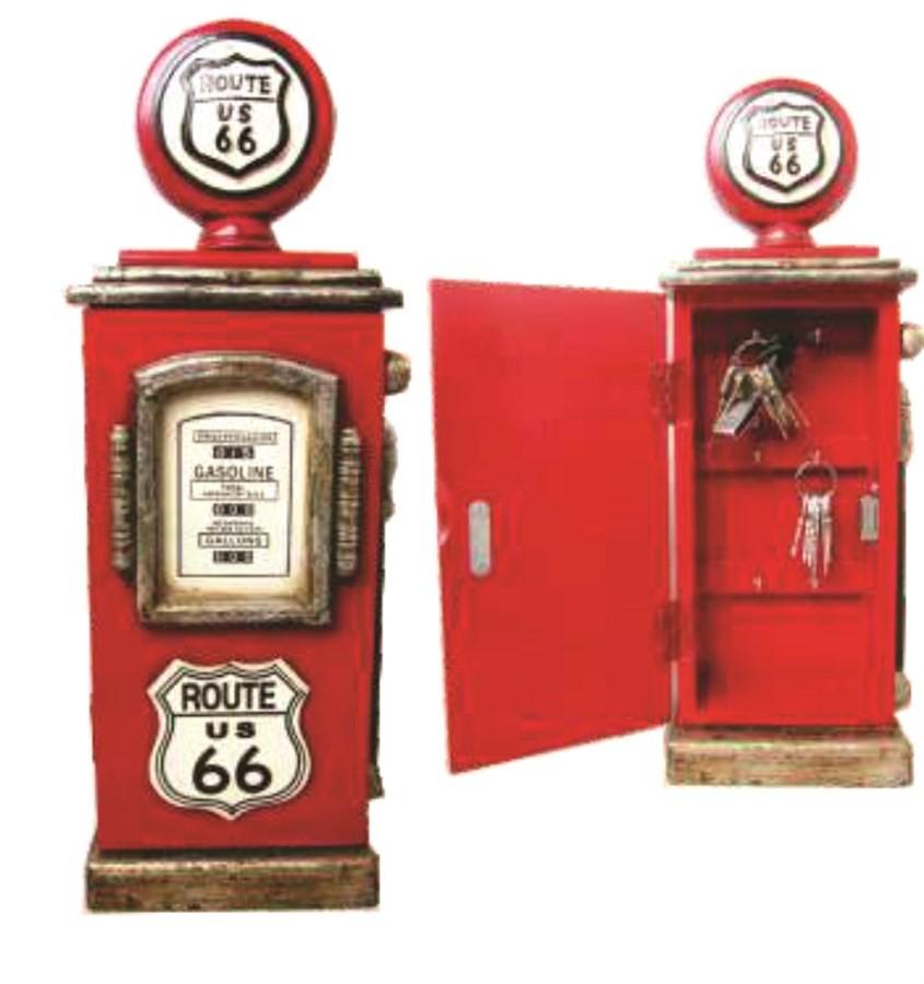 Porta Chaves Bomba de Gasolina