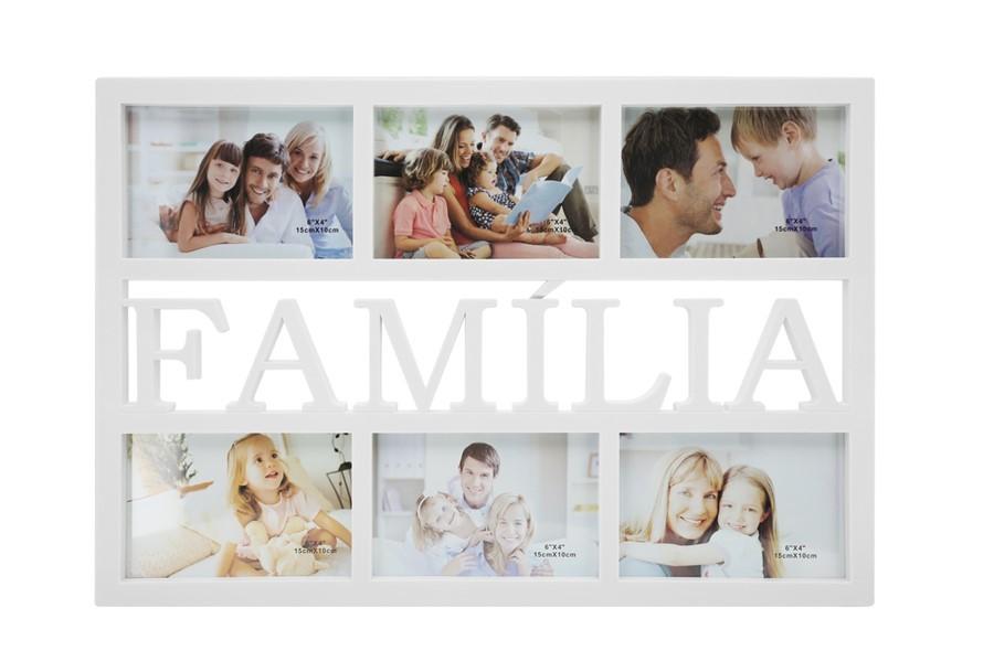 Porta Retrato Familia - 6 Fotos 10x15