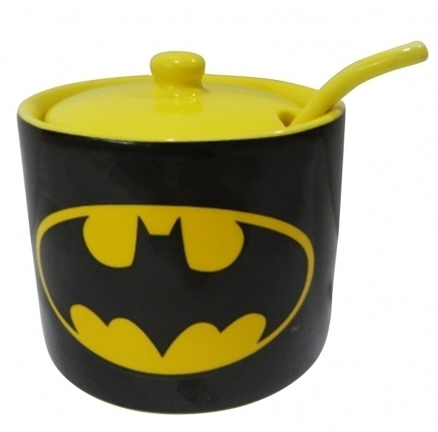 Açucareiro DC Logo Batman