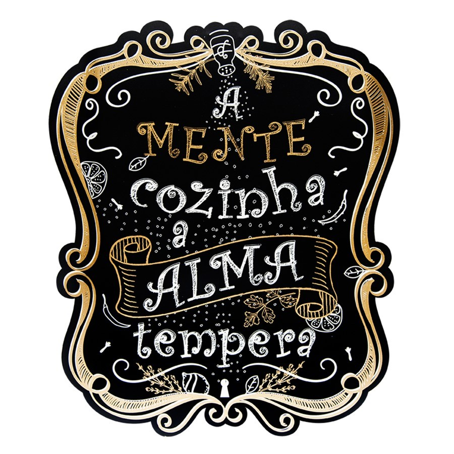 Placa Alma Tempera