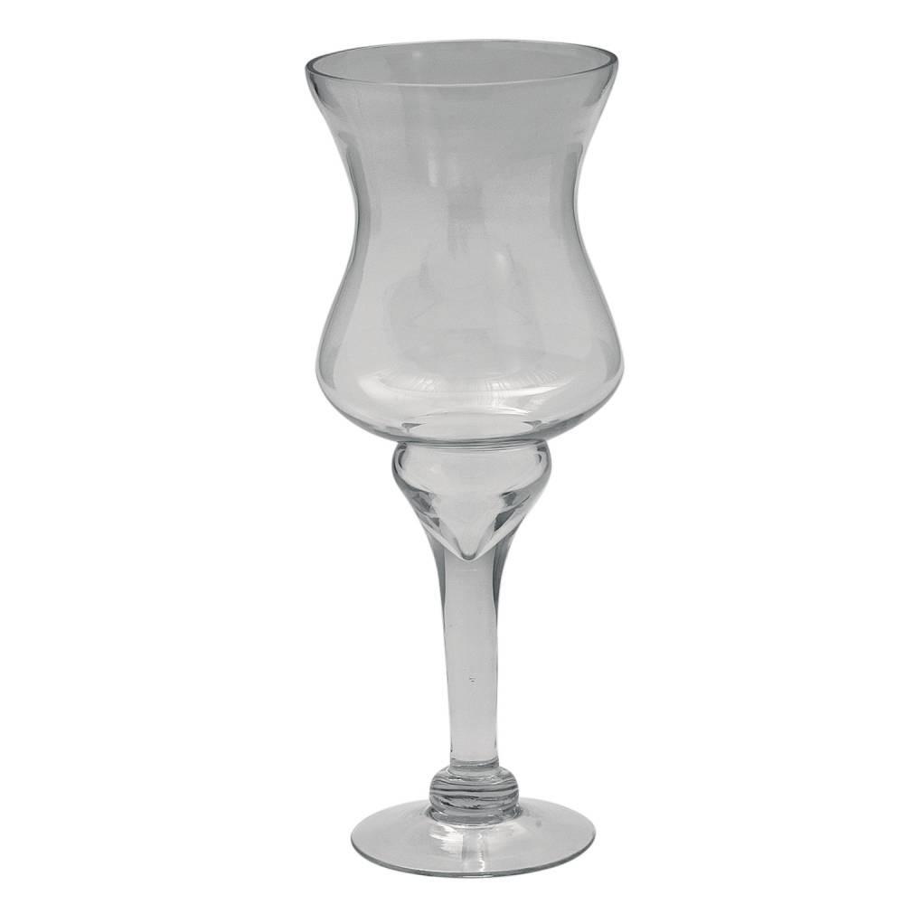 Vaso de Vidro 45x17cm