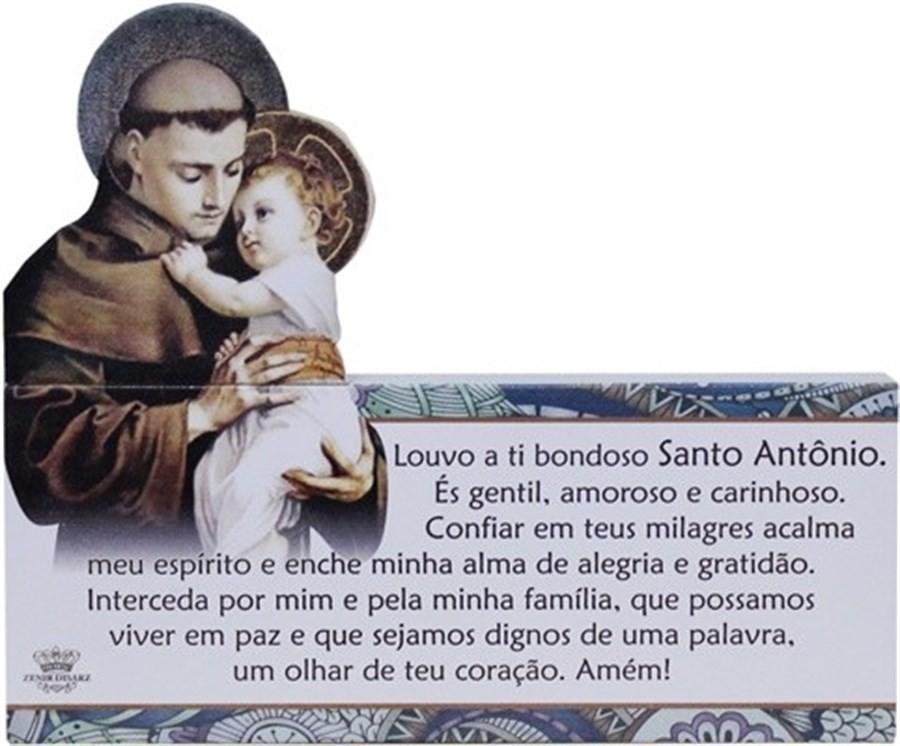 Quadro Bloco Santo Antônio