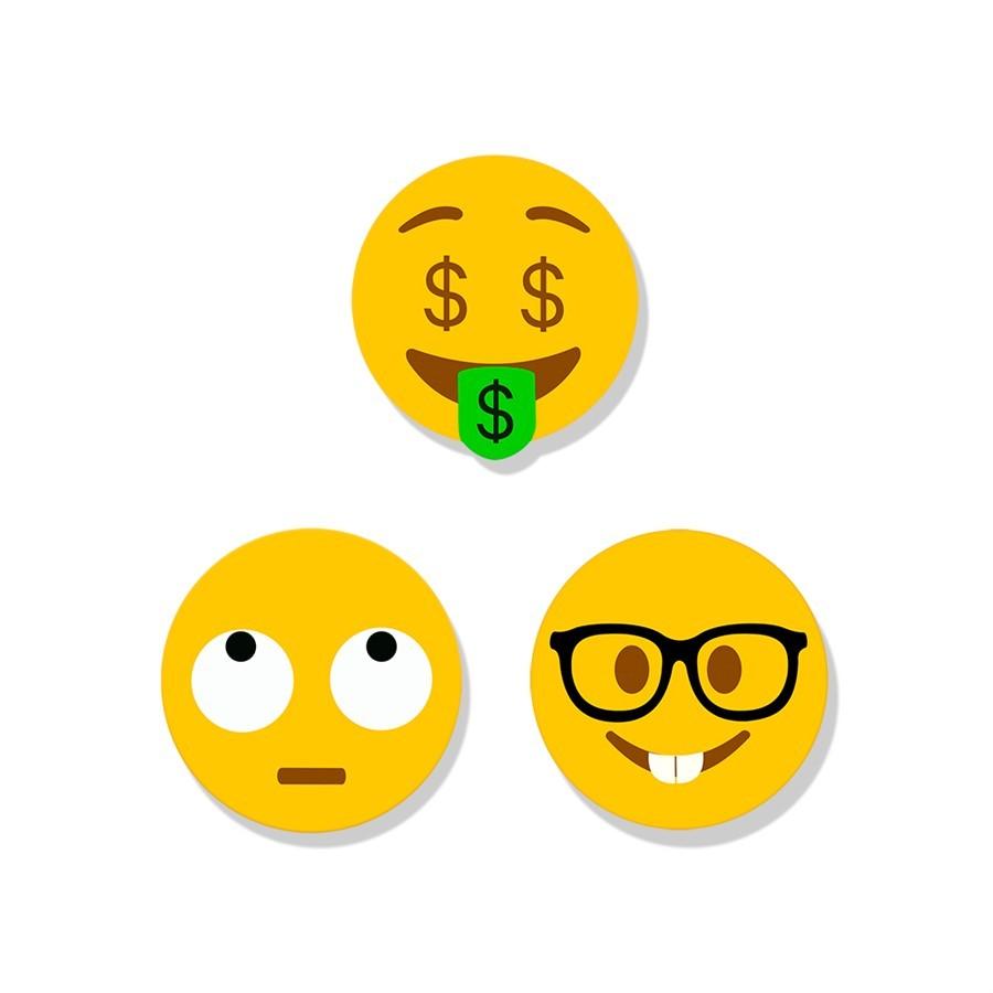 Imãs Dinheiro-Pensativo-Nerd