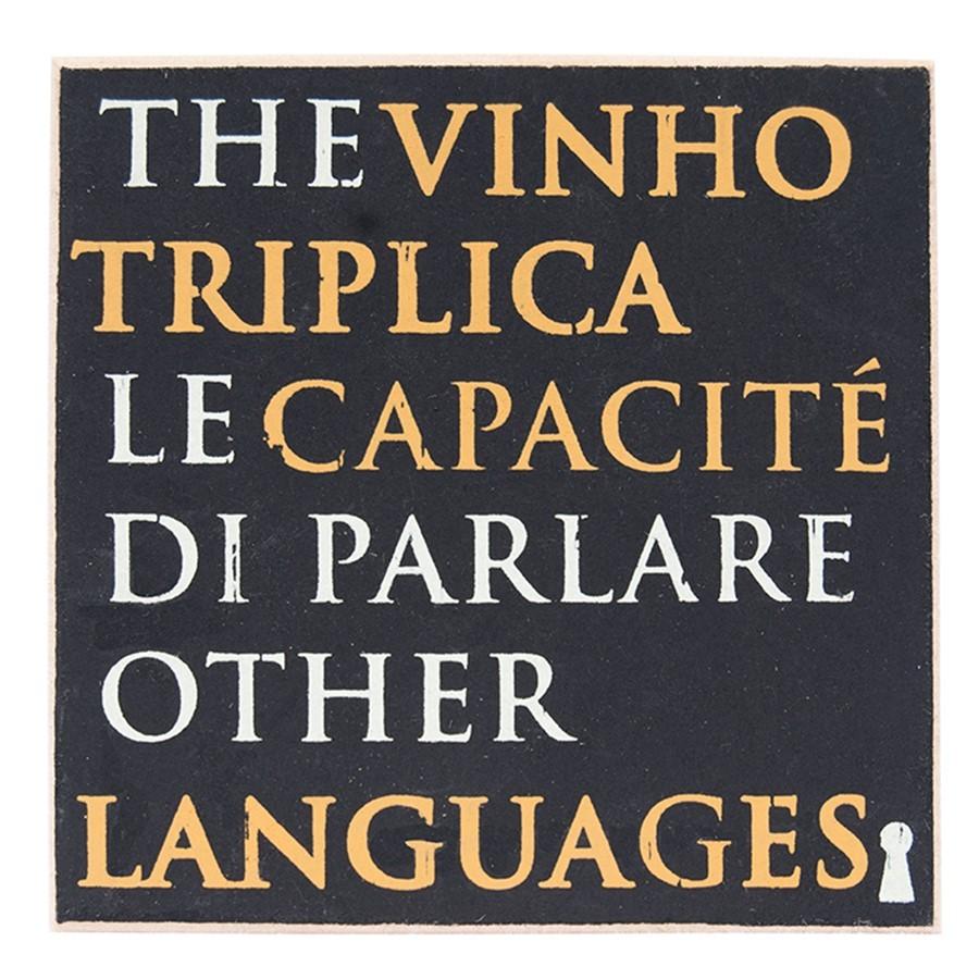 Imã the vinho triplica
