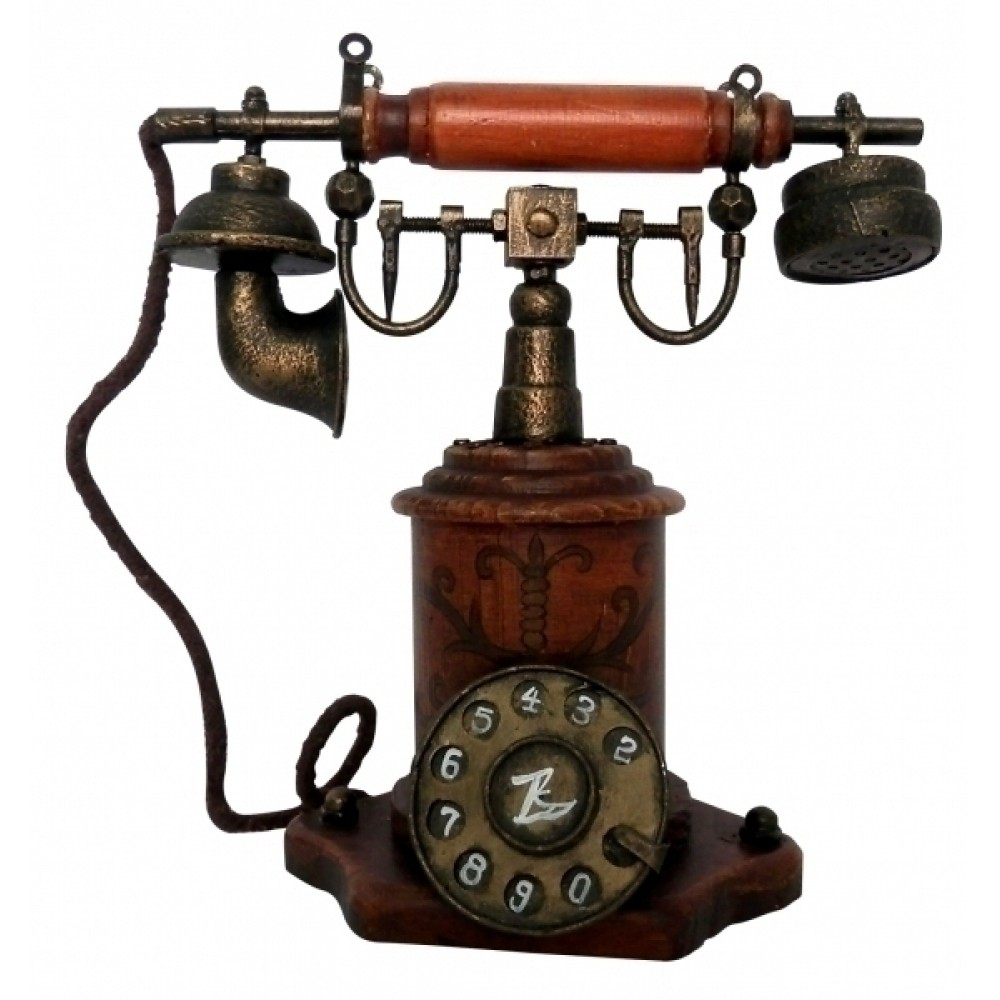 Telefone Decorativo Retrô